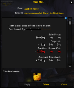 WoW best sells
