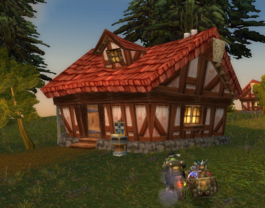 DK leveling zone mail box